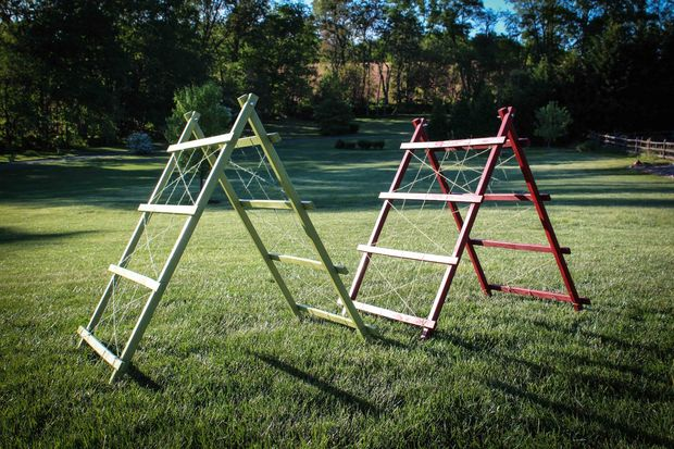 DIY Garden Trellis From Instructables