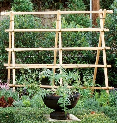 DIY Garden Trellis From My Home Ideas