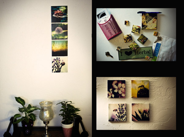 DIY Picture Tiles