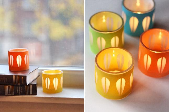DIY Catrineholm Candleholders