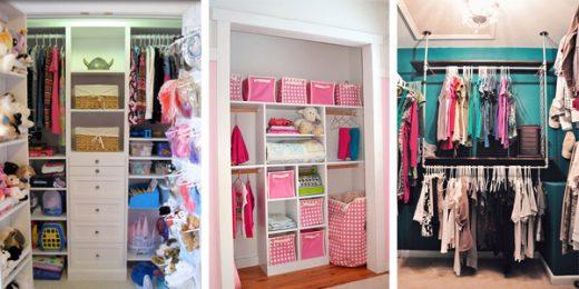 DIY Closet Organizer & Closet System Plans