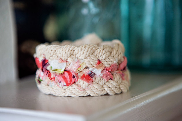 DIY Dressed Up Target Sailor Bracelet