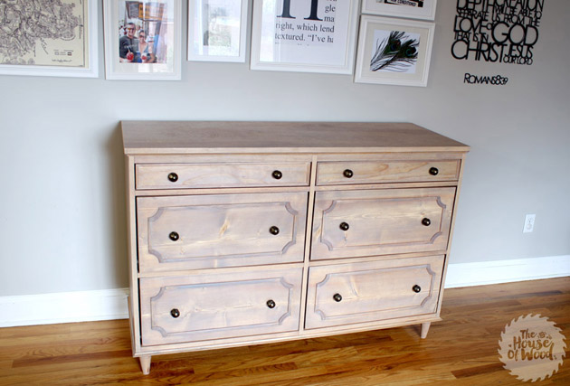 DIY Emily Dresser