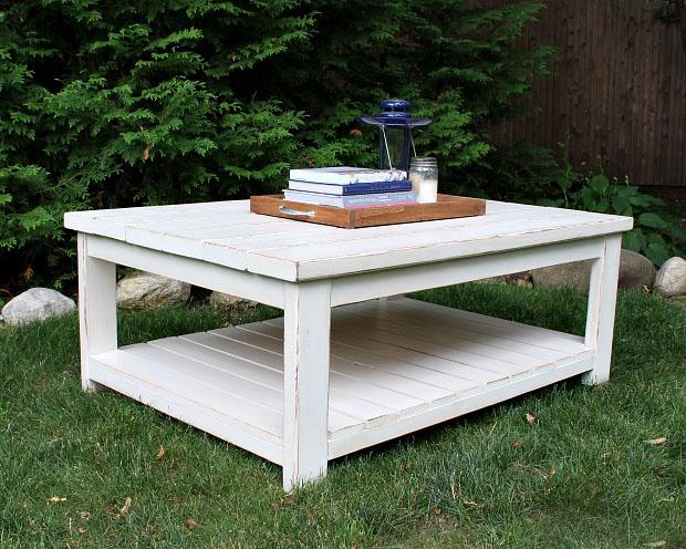 DIY Habitat Coffee Table