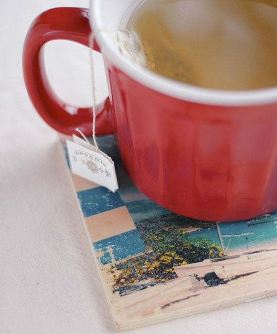 IY Instagram Coasters With Your Own Photos