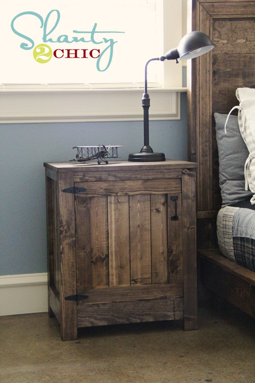 DIY Kentwood Nightstand