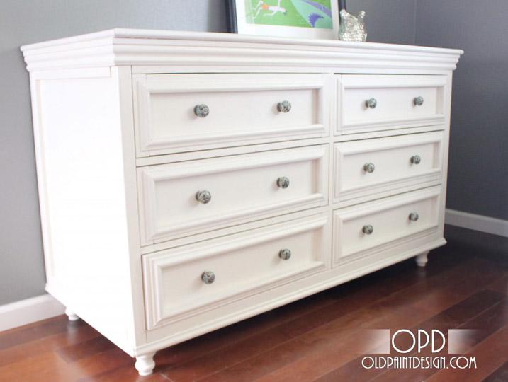 DIY Madison Dresser