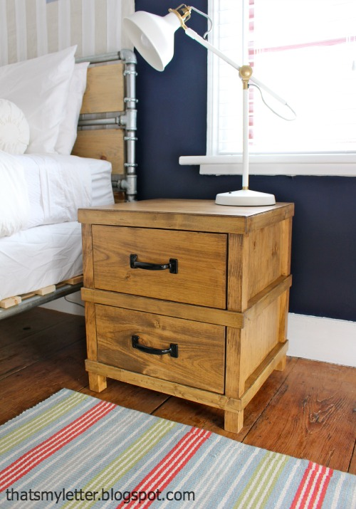 DIY Owens Nightstand