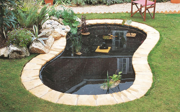 DIY Pond by DIY