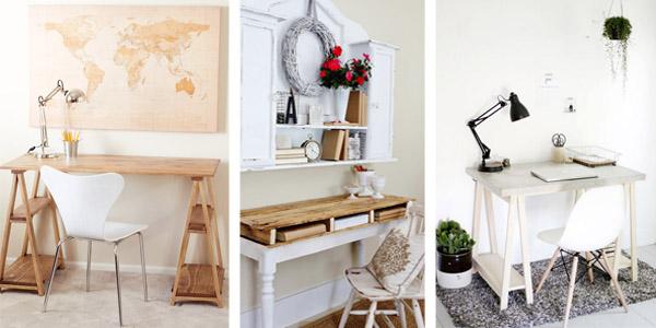 20 Free DIY Desk Plans