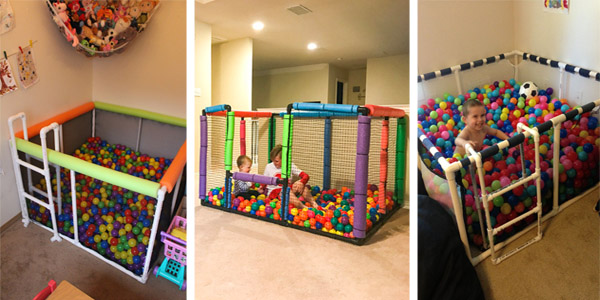 10 Easy Amp Fun Diy Ball Pit Crafts Amp Diy