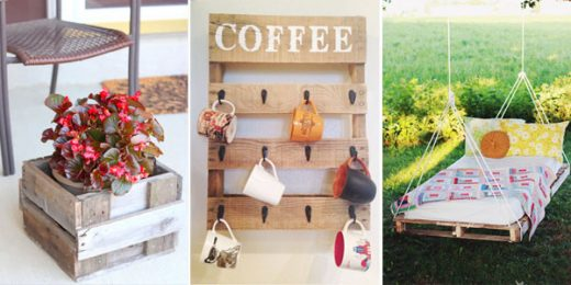 10 Easy Pallet Projects