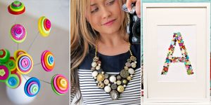 20 Creative Button Crafts